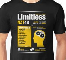 Limitless Pills - NZT 48 (Original Version) Unisex T-Shirt