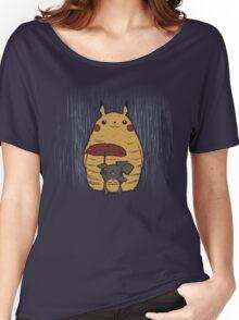 Totorochu Women's Relaxed Fit T-Shirt