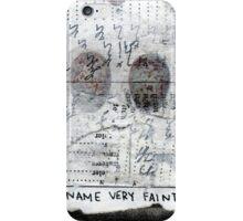 Bearing False Witness iPhone Case/Skin