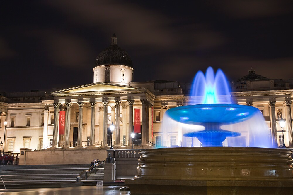 National Gallery  by bryaniceman