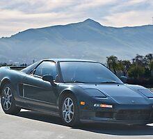 1998 Acura NSX by DaveKoontz