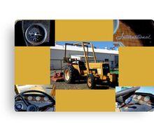 Ye Ole International Tractor Canvas Print