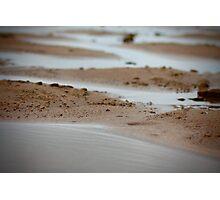 Wet Sands Photographic Print