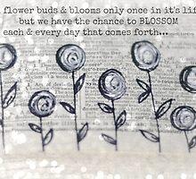 blossom~ by Brandi Burdick