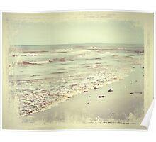 Seascape Cromer Poster