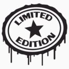 Limited Edition Graffiti Stamp by Style-O-Mat