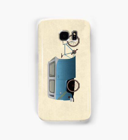 Camper Bike Samsung Galaxy Case/Skin