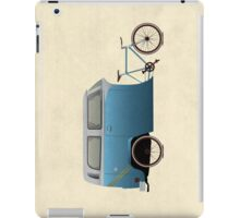 Camper Bike iPad Case/Skin