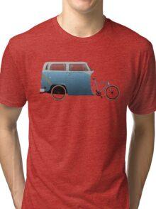 Camper Bike Tri-blend T-Shirt