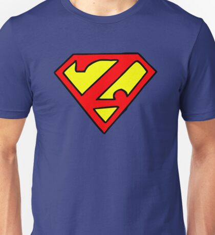 ZuperBAMF T-shirt Unisex T-Shirt