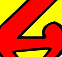 ZuperBAMF T-shirt Sticker