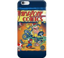 Warp Zone Comics iPhone Case/Skin