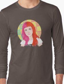 HW #9 Long Sleeve T-Shirt