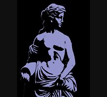 ROMAN STATUE Women's Fitted Scoop T-Shirt