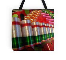 Ribbon Candy Tote Bag