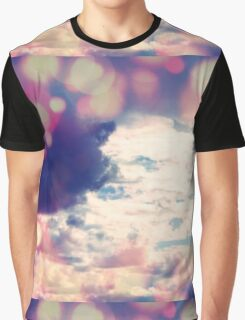 Clouds or a river? Graphic T-Shirt