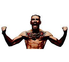 Conor McGregor IRISH UFC LEGEND Photographic Print