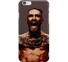 Conor McGregor IRISH UFC LEGEND iPhone Case/Skin