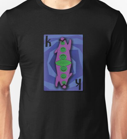 Purple King Unisex T-Shirt