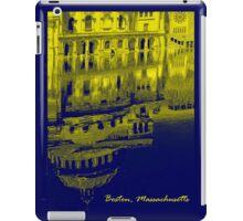 Yellow Reflection iPad Case/Skin