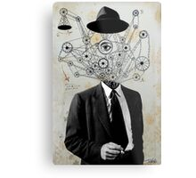 mr wheels-in-motion Metal Print