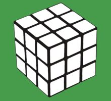 Rubiks Cube For The Simple Minded by ori-STUDFARM