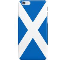 Smartphone Case - Flag of Scotland - Vertical iPhone Case/Skin
