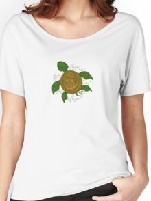 Mother Turtle Women's Relaxed Fit T-Shirt