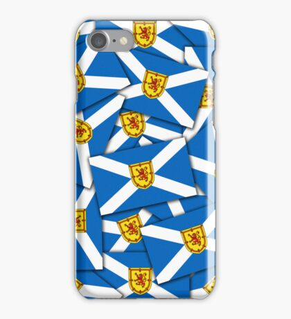 Smartphone Case - Flag of Scotland (unofficial) - Multiple iPhone Case/Skin