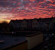 Blushing Sky by DeathlyMad
