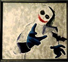 The Joker  by thehylian
