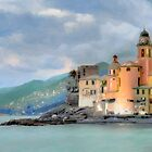 Camogli Paint by oreundici