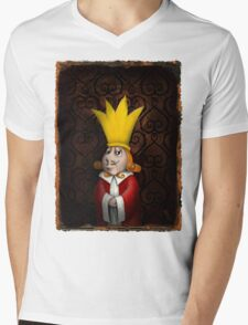 the King and i Mens V-Neck T-Shirt