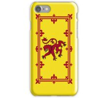 Smartphone Case - Flag of Scotland (royal standard) - Vertical  iPhone Case/Skin