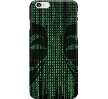 Anonymous Coding  iPhone Case/Skin