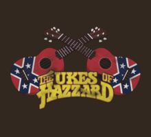The Ukes Of Hazzard Vintage Style by HaroldRamp