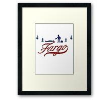 Fargo Framed Print
