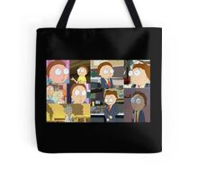Funny Butt Lips Tote Bag