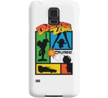 Wherever There Is Danger  Samsung Galaxy Case/Skin