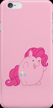 Pinkiebean ipod by LeeLeeMoreau