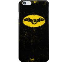 Bat logo  iPhone Case/Skin