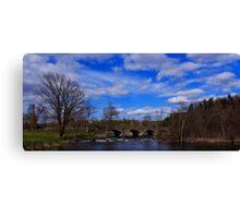 Pakenham 5 Arc Bridge Canvas Print