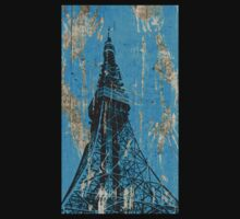 TOKYO TOWER. One Piece - Long Sleeve