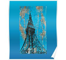 TOKYO TOWER. Poster