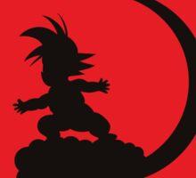 Dragon Ball Z Nimbus Surf Club Sticker