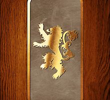 Lannister House Sigil by sm1215