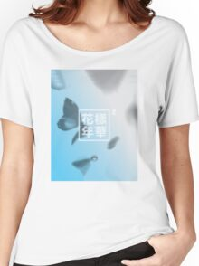 Bangtan Boys (BTS) 'The Most Beautiful Moment In Life, Part 2' Women's Relaxed Fit T-Shirt