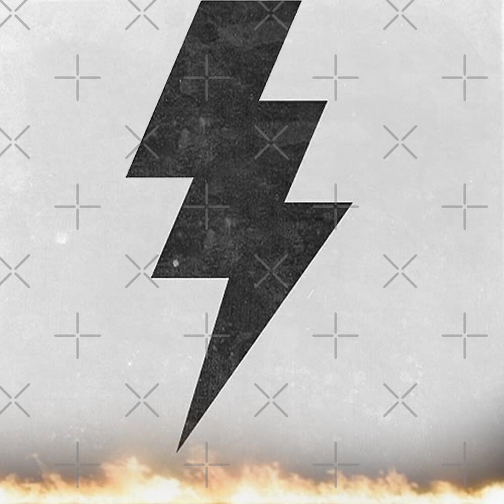lightning strike by Vin  Zzep