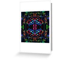 Alien Language 2 Greeting Card