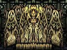 Quantum Sheep - Triptych by Yampimon